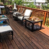 Residential Deck Cleaning Services