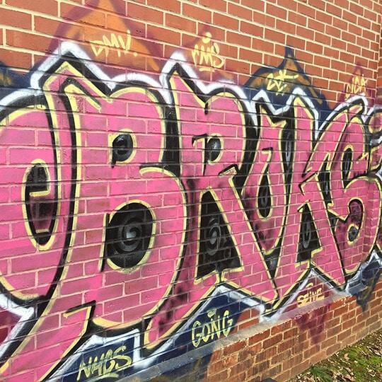 Grafitti Removal Services