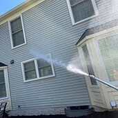 Residential House Washing Services